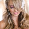 You will look glamorous in wedding Hairstyles