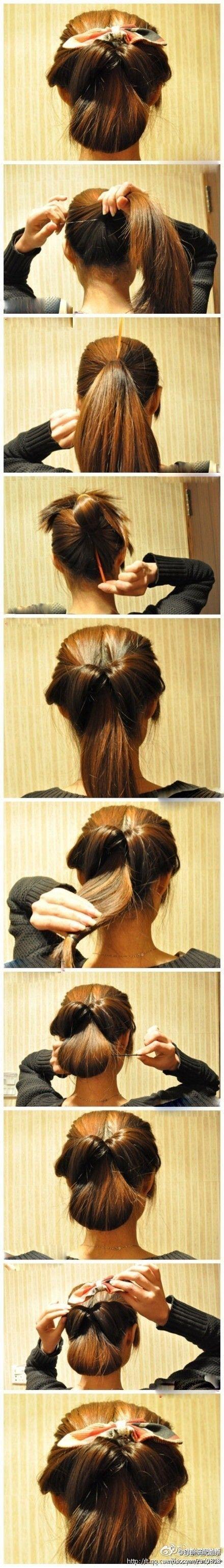 simplekoreanhairstylestutorial2015 best hairstyles