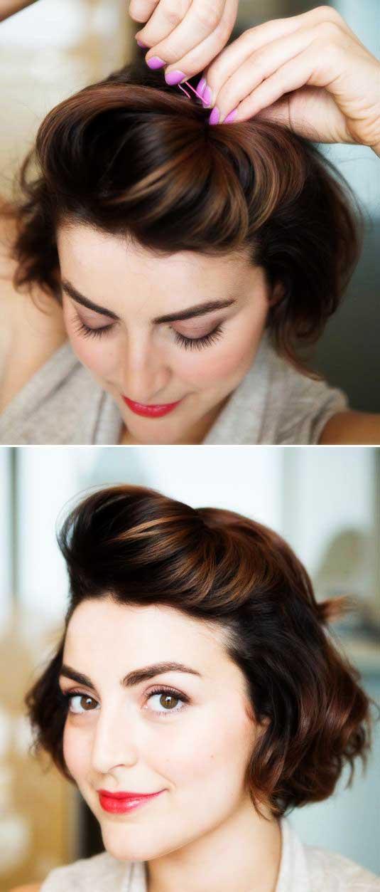 Hair-Hacks-Short-Hairstyle-Popular Best Hairstyles Design - most ...