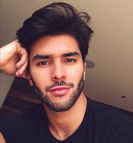 Marcello Alvarez Models Men Hairstyles Best Hairstyles