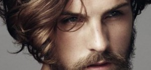 Stylish Long Hairstyles for Men 2015