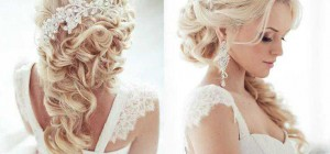 The different kinds of bridal hairstyles
